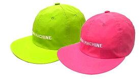 ★SALE 50%OFF★ VOTE Make New Clothes ヴォート メイク ニュー クローズ MEAN MACHINE ミーンマシーン キャップ 2色(ネオンピンク/ネオングリーン) MADE IN JAPAN