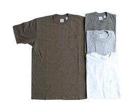 ANATOMICA アナトミカ ATC POCKET TEE S/S 200 ポケット Tシャツ ポケT MENS メンズ LADY'S レディース 2018年モデル