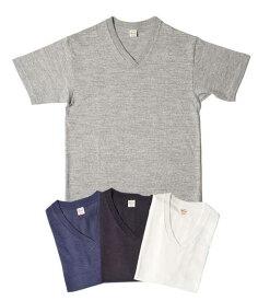 WAREHOUSE ウエアハウス Lot 4601 VネックT Vネック Tシャツ ショートスリーブ 半袖