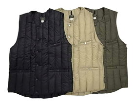 Rocky Mountain Featherbed ロッキー マウンテン フェザーベッド Six Month Vest インナーダウン シックスマンス ベスト '19 2019年 MADE IN JAPAN