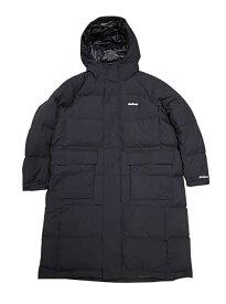 WILD THINGS ワイルドシングス SNUG DOWN COAT スナッグ ダウン コート BLACK ブラック