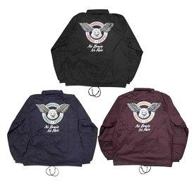 PORKCHOP GARAGE SUPPLY ポークチョップ ガレージ サプライ WING PORK COACH JKT ウィング ポーク コーチ ジャケット 3色(BLACK/NAVY/MAROON)