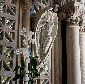 サンタクローチェ聖堂 エンジェル 天使 壁彫刻 彫像/ Santa Croce Angel Wall Frieze: Small(輸入品)