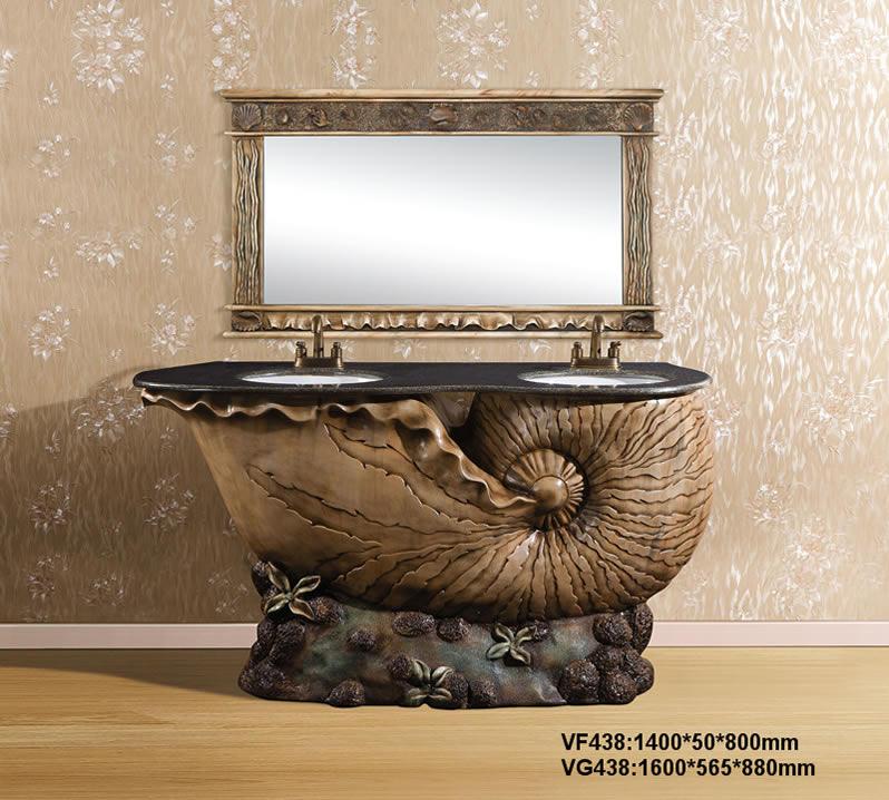 デザイナーズ 洗面化粧台・DS洗面台・蛇口付き