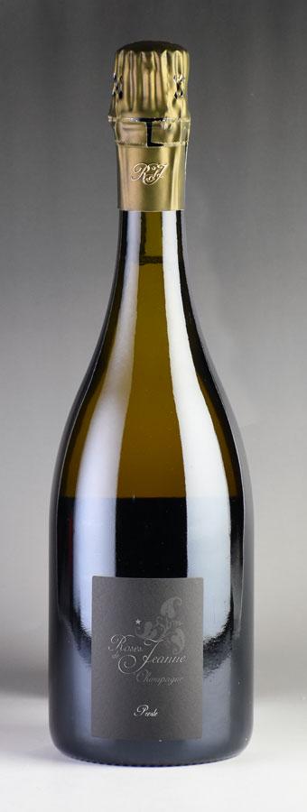 [2010] セドリック・ブシャール ローズ・ド・ジャンヌ プレスルフランス / シャンパーニュ / 発泡・シャンパン