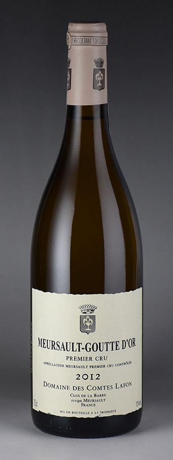 [2012] コント・ラフォン ムルソー・グット・ドールフランス / ブルゴーニュ / 白ワイン