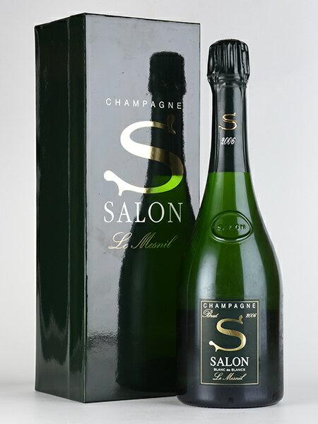 【送料無料】 [2006] サロン 【ギフトボックス】 【正規品】フランス / シャンパーニュ / 発泡・シャンパン