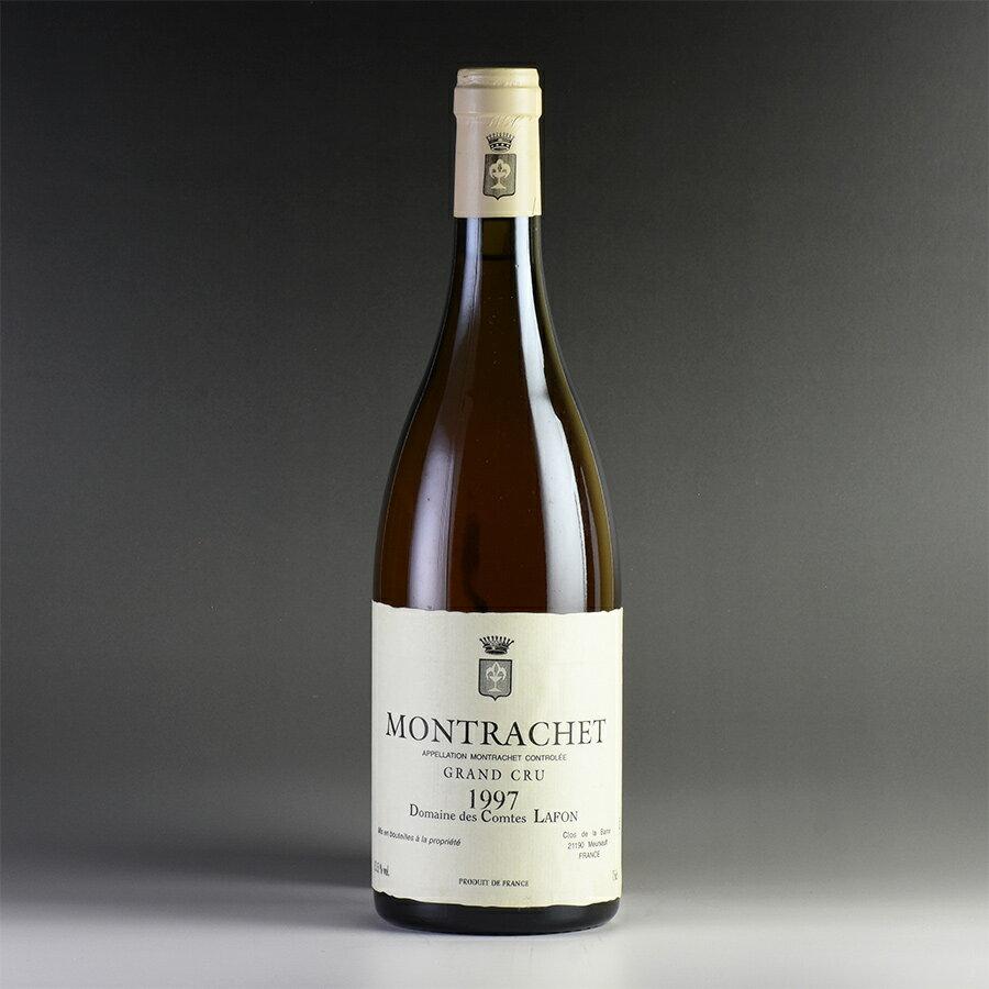 [1997] コント・ラフォン モンラッシェフランス / ブルゴーニュ / 白ワイン