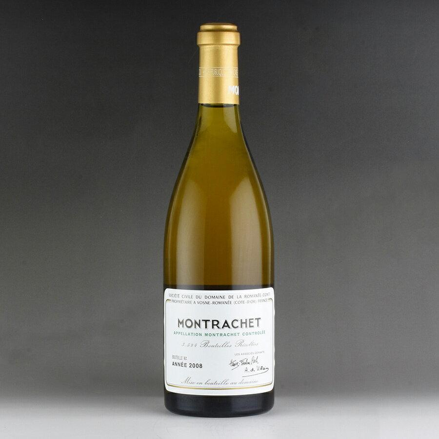 【送料無料】 [2008] ドメーヌ・ド・ラ・ロマネ・コンティ DRC モンラッシェフランス / ブルゴーニュ / 白ワイン