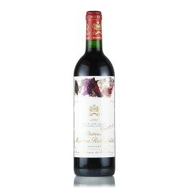 シャトー ムートン ロートシルト 1992 ロスチャイルド フランス ボルドー 赤ワイン