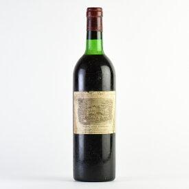 【決算SALE】[1974] シャトー・ラフィット・ロートシルト ※ラベル汚れ、破れありフランス / ボルドー / 赤ワイン