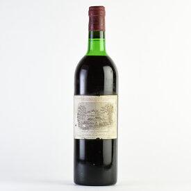 1973 シャトー・ラフィット・ロートシルト ※ラベル汚れ、キズフランス / ボルドー / 赤ワイン[のこり1本]