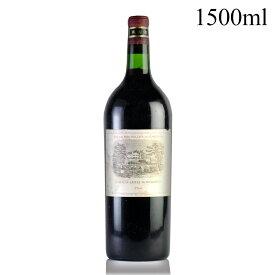 シャトー ラフィット ロートシルト 1966 マグナム 1500ml キャップシール不良 ラベル不良 ロスチャイルド フランス ボルドー 赤ワイン