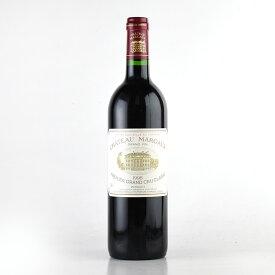 シャトー マルゴー 1998 ラベル不良 フランス ボルドー 赤ワイン