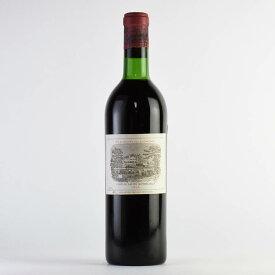 【大感謝祭】1966 シャトー・ラフィット・ロートシルトフランス / ボルドー / 赤ワイン