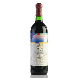 【新入荷★特別価格】1984 シャトー・ムートン・ロートシルトフランス / ボルドー / 赤ワイン
