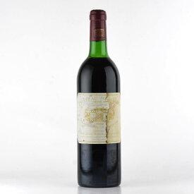 【大感謝祭】1982 シャトー・マルゴー※ラベル不良フランス / ボルドー / 赤ワイン[のこり1本]