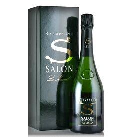 【新入荷★特別価格】2007 サロンブラン・ド・ブラン 【ギフトボックス】フランス / シャンパーニュ / 発泡系・シャンパン
