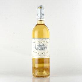 2002 パヴィヨン・ブラン・デュ・シャトー・マルゴーフランス / ボルドー / 白ワイン