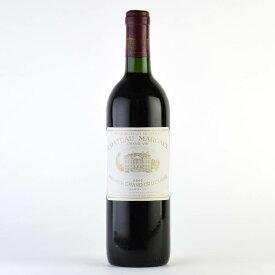【大感謝祭】1984 シャトー・マルゴー ※ラベル擦れありフランス / ボルドー / 赤ワイン