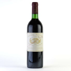 【大感謝祭】1982 シャトー・マルゴー ※ラベル擦れ、キズフランス / ボルドー / 赤ワイン[のこり1本]