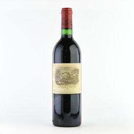 シャトー ラフィット ロートシルト 1981 ラベル不良 ロスチャイルド フランス ボルドー 赤ワイン