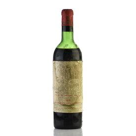 【大感謝祭】1962 シャトー・ラトゥール※ラベル不良フランス / ボルドー / 赤ワイン