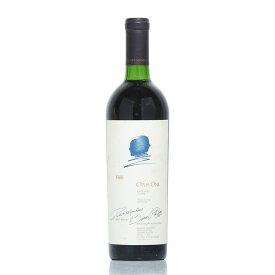 【決算SALE】[1988] オーパス・ワンアメリカ / カリフォルニア / 赤ワイン