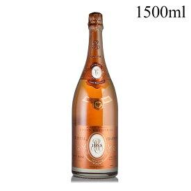 ルイ ロデレール クリスタル ロゼ 1988 マグナム 1500ml ルイロデレール ルイ・ロデレール シャンパン シャンパーニュ