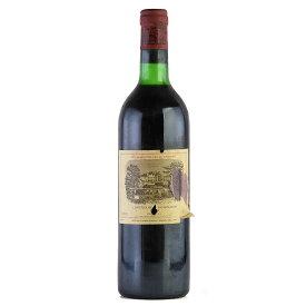 【決算SALE】[1979] シャトー・ラフィット・ロートシルト ※ラベル汚れ・破れ、巻紙付着フランス / ボルドー / 赤ワイン