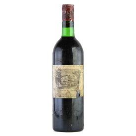 【決算SALE】[1978] シャトー・ラフィット・ロートシルト ※ラベル破れ、汚れ、キャップシール不良ありフランス / ボルドー / 赤ワイン[のこり1本]