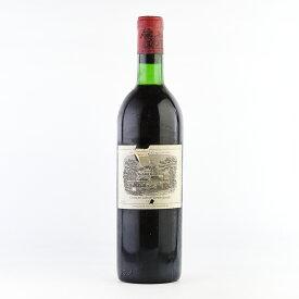 シャトー ラフィット ロートシルト 1970 キャップシール ラベル不良 ロスチャイルド フランス ボルドー 赤ワイン