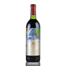 【大感謝祭】1982 シャトー・ムートン・ロートシルト※ラベル不良フランス / ボルドー / 赤ワイン[のこり1本]