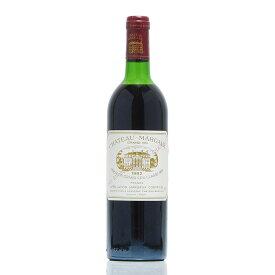 【大感謝祭】1982 シャトー・マルゴーフランス / ボルドー / 赤ワイン