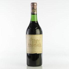 シャトー オーブリオン 1966 ラベル不良 オー ブリオン フランス ボルドー 赤ワイン