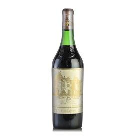 1983 シャトー・オー・ブリオン ※ラベル擦れ・傷フランス / ボルドー / 赤ワイン[のこり1本]