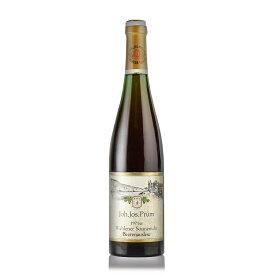 1971 ヨハン・ヨゼフ・プリュムヴェレナー ゾンネンウーア リースリング ベーレンアウスレーゼ 【ゴールドカプセル】ドイツ / 白ワイン