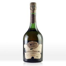 【大感謝祭】1961 テタンジェ・コント・ド・シャンパーニュ ブラン・ド・ブランTaittinger Comtes de Champagne Blanc de Blancs 750mlフランス / シャンパーニュ / 発泡・シャンパン