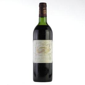 【決算SALE】[1975] シャトー・マルゴー ※ラベル汚れフランス / ボルドー / 赤ワイン