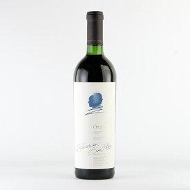 [1988] オーパス・ワン ※キャップシール不良【アウトレットA】アメリカ / カリフォルニア / 赤ワイン[のこり1本]
