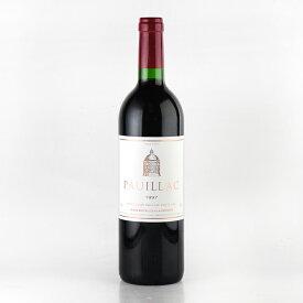 【大感謝祭】1997 ポイヤック・ド・ラトゥールフランス / ボルドー / 赤ワイン