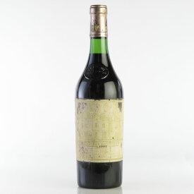 【大感謝祭】1982 シャトー・オー・ブリオン ※ラベルひどい退色フランス / ボルドー / 赤ワイン