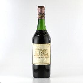 1967 シャトー・オー・ブリオン※キャップシール、ラベル不良フランス / ボルドー / 赤ワイン[のこり1本]
