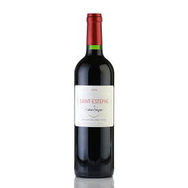 【新入荷★特別価格】2016 サン・テステフ・ド・カロン・セギュールフランス / ボルドー / 赤ワイン