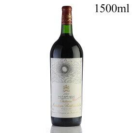 2002 シャトー・ムートン・ロートシルト マグナム 1500mlフランス / ボルドー / 赤ワイン