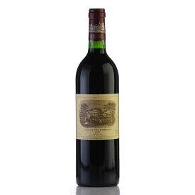 1986 シャトー・ラフィット・ロートシルトフランス / ボルドー / 赤ワイン[のこり1本]