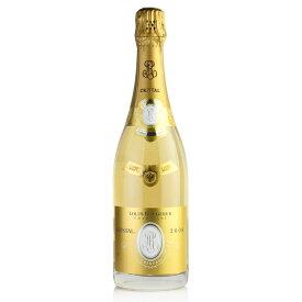 ルイ ロデレール クリスタル 2008 ラベル不良 ルイ・ロデレール シャンパン シャンパーニュ[のこり1本]