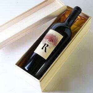 お歳暮 ワイン カリフォルニア 銘醸赤 レアムセラーズ 1本 木製 ギフトボックス入り