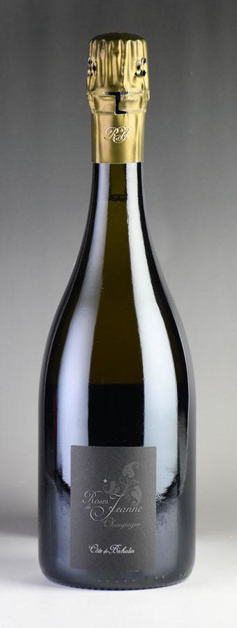 [2008] セドリック・ブシャール ローズ・ド・ジャンヌ・コート・ド・ベシャランフランス / シャンパーニュ / 発泡・シャンパン