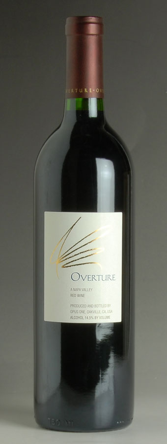【送料無料】 オーバーチュア【オーヴァーチュア】 1本Overture NVオーパス・ワンアメリカ / カリフォルニア / 赤ワイン